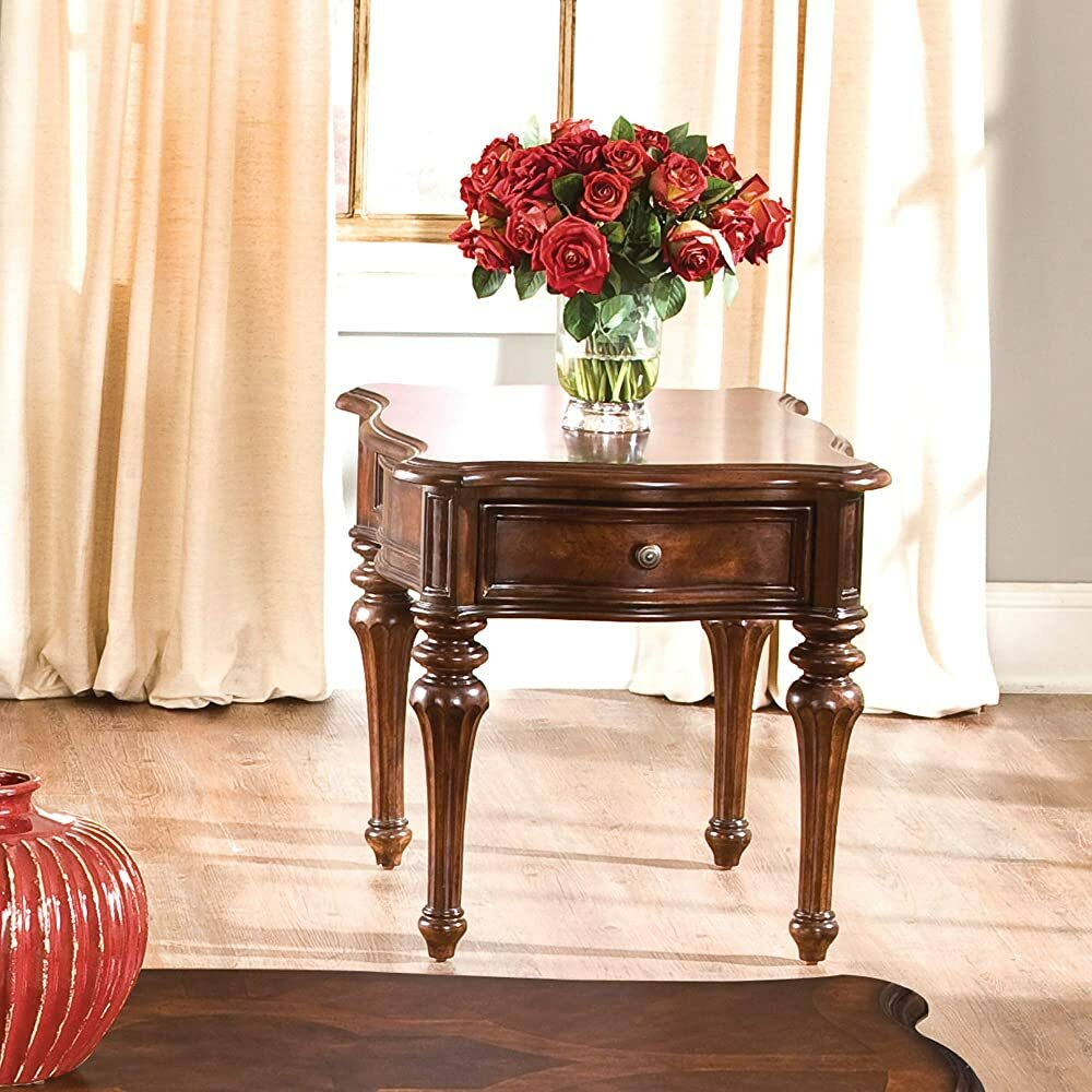 "Liberty Furniture Industries Andalusia Occasional End Table, 24"" x 28"" x 24"", Cherry https://t.co/X5Kce7mqbh #gifts #giftideas #shopping #household #holiday #blackfriday #thanksgiving #cybermonday @amazon #amazon #primeday https://t.co/B8qAKQcM2o"