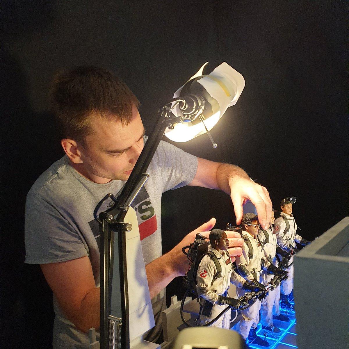Stop Motion Dreharbeiten 🎬📽  Ghostbusters Der Stop Motion Fan Film   #ghostbusters #blizway #dreharbeiten #stopmotion https://t.co/LAcKDsYizr