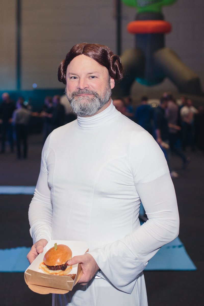 You know what's happening tomorrow don't you?!   Throwback to 2014, the sci-fi year. #fancydressfriday #sqlbits2020 https://t.co/5PLUJxoq04