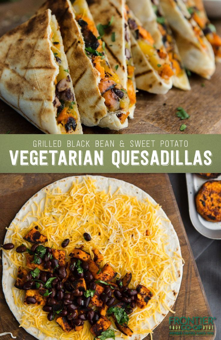Grilled Black Bean and Sweet Potato Quesadillas  Recipe ,  #Bean #black #Drink #Food #Grilled...  https://t.co/7zNo8wPWWi https://t.co/KvarBRiJY5