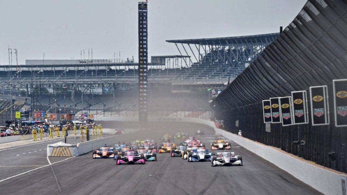 #IndyCar   Solo es jueves, pero hoy ya empieza a decidirse el Harvest Grand Prix con la 1ª clasificación. Consulta los horarios del evento de Indianápolis en nuestro previo  ➡️ https://t.co/0UAyKiZJhx  @IMS #HarvestGP @AlexPalou https://t.co/MzjJPobGjf