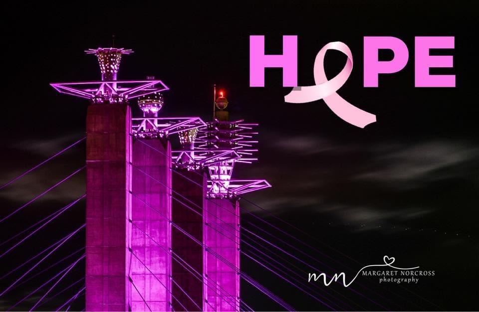 October is #BreastCancerAwarenessMonth  images from last year. #hope #kansascity https://t.co/NE1A84MkWJ
