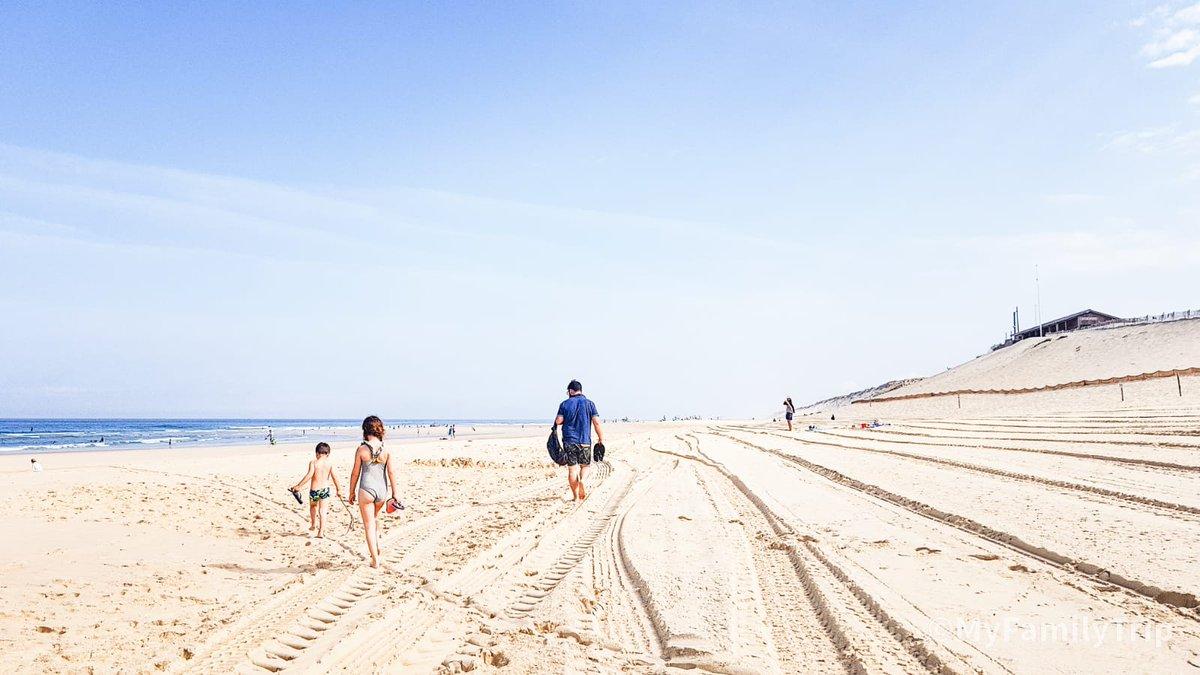 Un des gros avantages du van/fourgon: réveil, café, croissants (ou chocolatine) et hop tu te retrouve sur la plage à 9h sans forcer...😍😍😍 #plage #familytime #vanlife https://t.co/A4h9I6DXbu