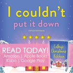 Image for the Tweet beginning: READ TODAY! Cathy's Christmas Kitchen: