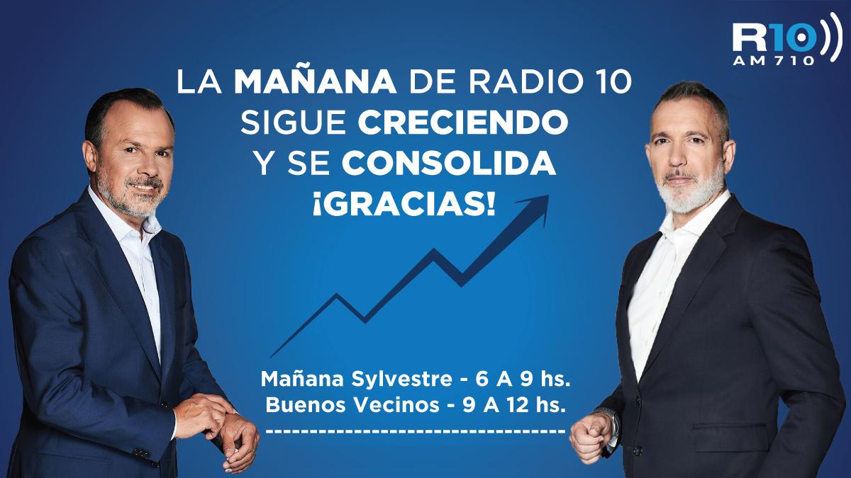 👉 #AIRE | 🗣🎙📱 Ya comienza #ElPase más esperado de las mañanas de la radio @Gatosylvestre y @pabloduggan en #Radio10 | https://t.co/ir13n1z8sN https://t.co/ayPeHEIqbz