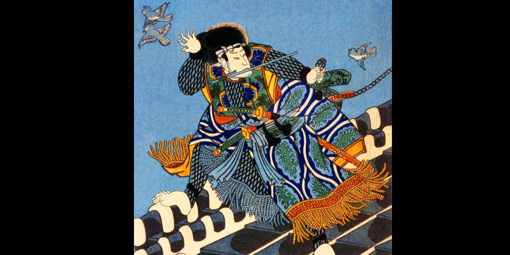 Fighting on the roof. #japanese #japaneseart #Japaneseartist #ukiyoe #Yoshiiku #19thcenturyart #japanesefood #castle #art #artwork #arthistory #artoftheday #Japanesefashion #asianart #ninja #kusama #hokusai #asian #kimono #Tokyo #Kyoto #manga #anime #katana #samurai https://t.co/kONFOzmuAT