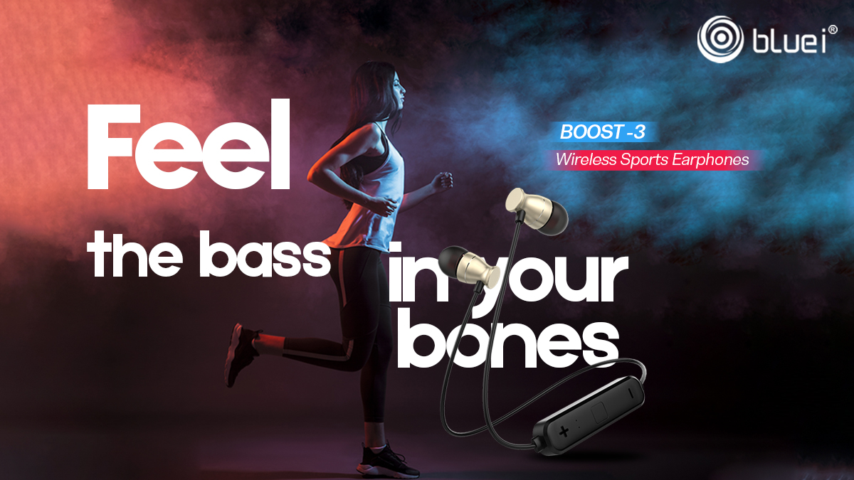 Boost up your energy with #boost-3 #wireless . Listen to your favourite music on high quality. BOOST-3 Shop now -https://t.co/vUZOfj9PwB #befit  #musica https://t.co/6RN04gCBIL