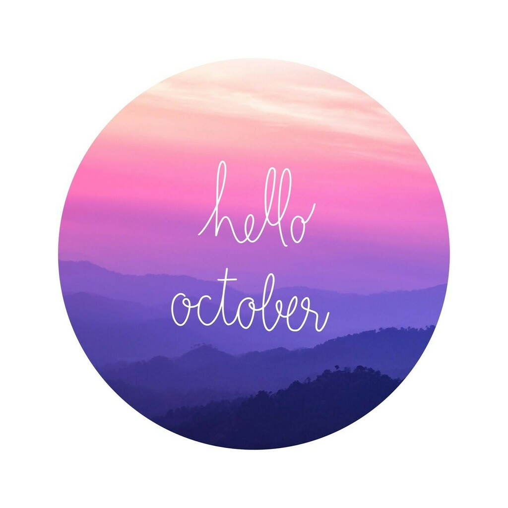 Hello October! So excited to see you! What is on your fall bucket list?! 🍂 #hellooctober #newmonth #pamperedlife #handmadefavorites #fall #calledtocreate https://t.co/zeEXZCooTg