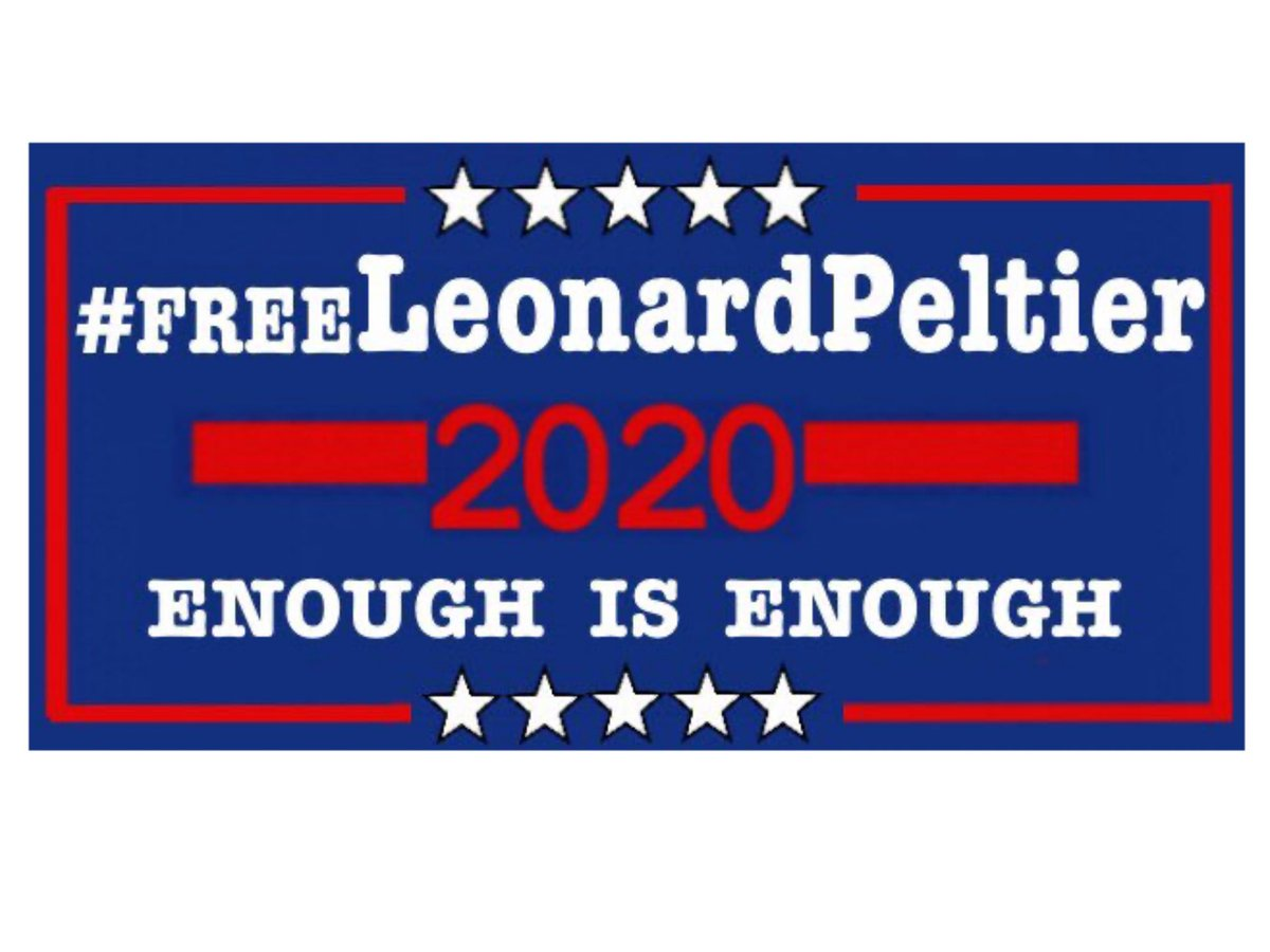 Please join me and millions of others in calling for clemency for Leonard Peltier. This travesty must end, and it can end. @realDonaldTrump can do it. https://t.co/YnLD2yXDxv