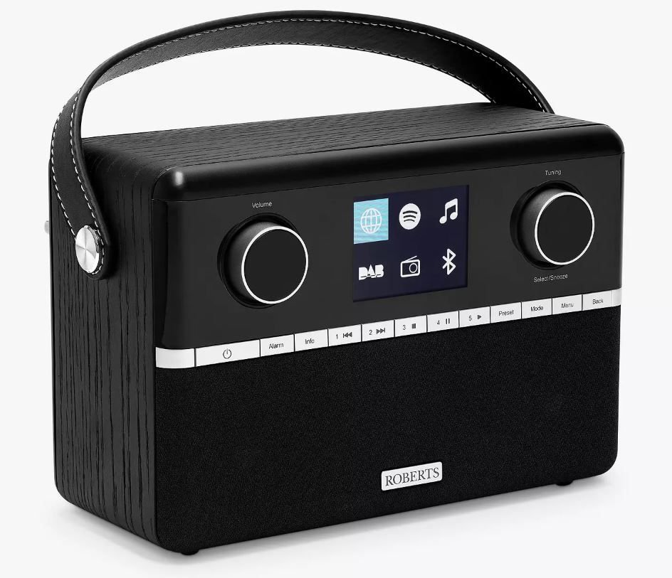 You can now purchase the #Roberts #Stream 94i in an Black finish. Itis a smart #radio that offers #Bluetooth and #Wireless connectivity in order to enable the listener to access all of their music no matter where it is streaming from.  Buy online today 🔈 https://t.co/R2okMNVy4J https://t.co/OxoPO2f7yz