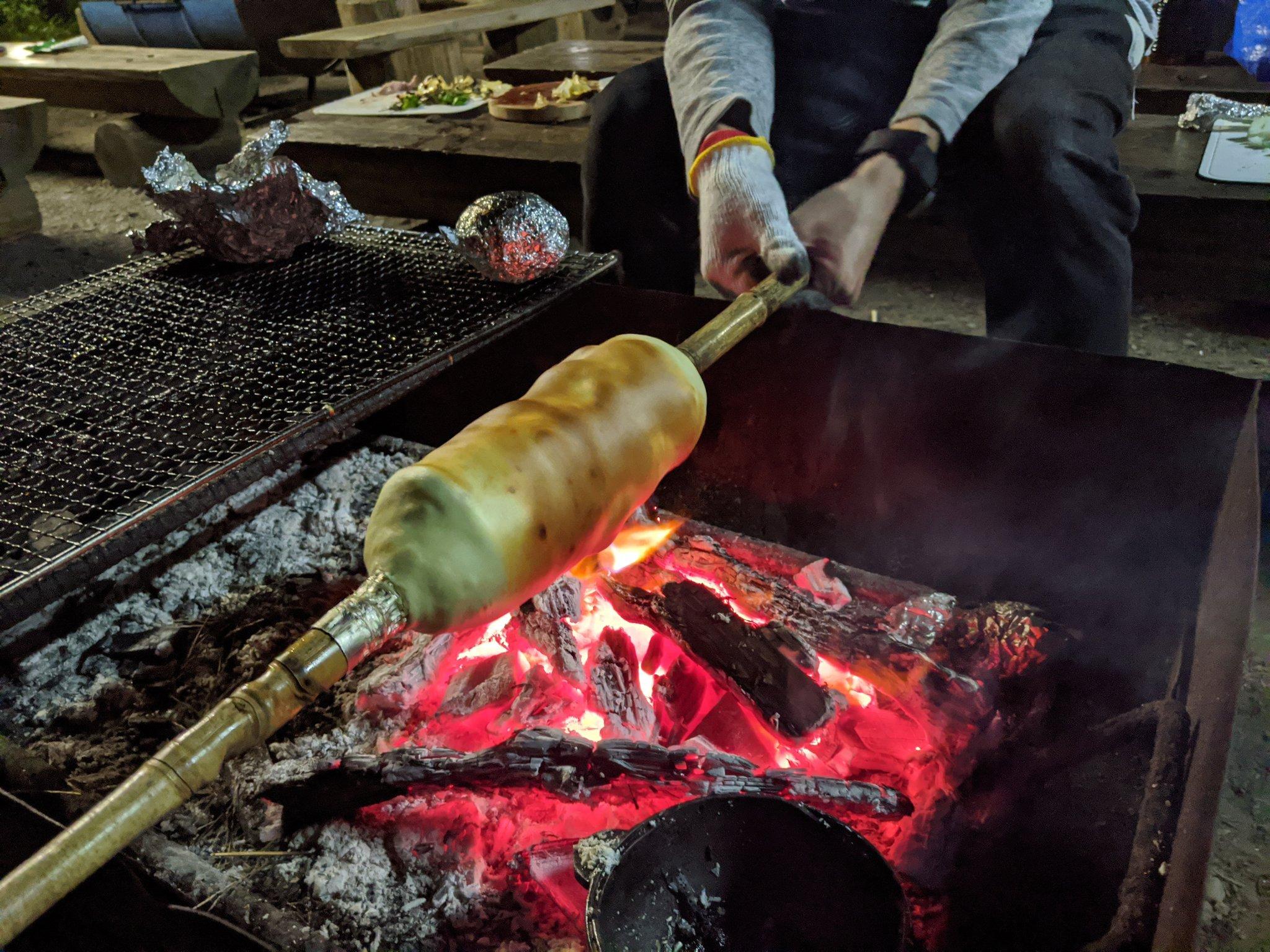 プロの料理人とキャンプ05