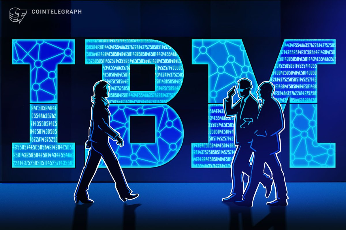 IBM executive says blockchain becoming a useful 'real business tool' https://t.co/t9DvxlWPJ7 #IBM https://t.co/w003QJbEbr