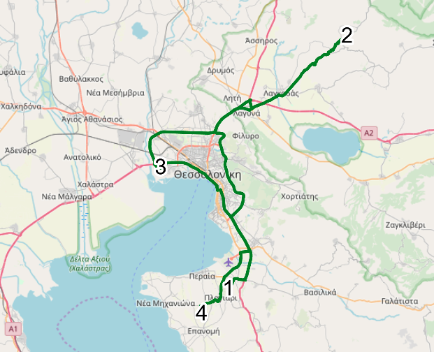 Check out the Wine Route of Thessaloniki in Greece. More routes and wineries through our Android app Wine Routes https://t.co/xzhLN7KOAL #wine #cheers #wineroutes #agristats #winetasting #winelover #wineries #vino #travel https://t.co/5icMjTvJWU
