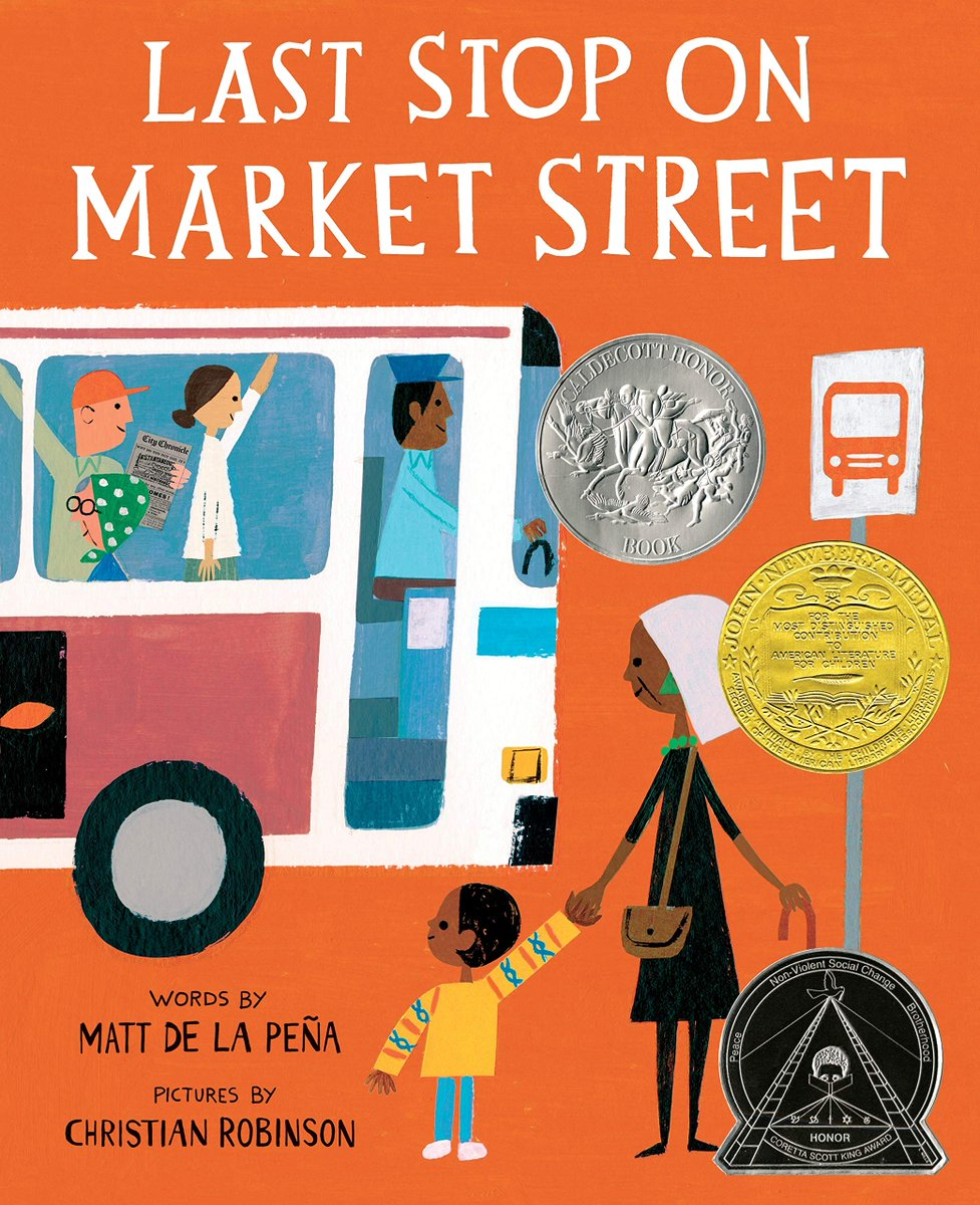 """Join us this Saturday morning for another Accessible Storytime! Brush off those transit skills! This week we'll go on a bus adventure in """"Last Stop on Market Street"""" with CJ and his Nana as they discover their vibrant neighborhood.  Visit our website for details! #nolimits https://t.co/WqWmVQcvr9"""