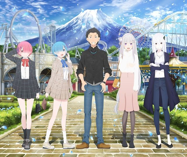 "NEWS: Fuji-Q Highland Amusement Park Plans ""Re:ZERO"" Collaboration Campaign in November  ✨ More: https://t.co/fyejfnfEjj https://t.co/hngs9xYqfk"