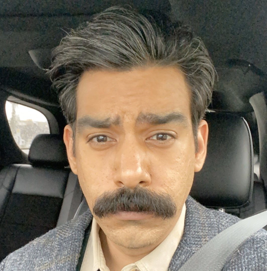 Rahul Kohli On Twitter The Haunting Of Bly Manor Is Out Next Friday I Play Saddam Hussein