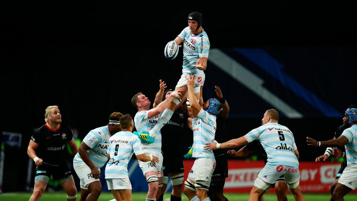Racing 92s entire squad and backroom staff have been placed into isolation after nine positive Covid-19 tests ow.ly/6WXJ50BGYiY