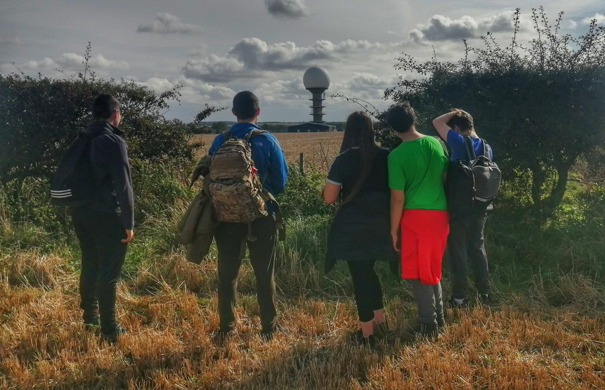 The Duke of Edinburgh group have been busy again this week: https://t.co/8tuvcTPZ8R  #lincolnshire #lincolnshireday #exploring #outdoor #adventure https://t.co/U9j6bc8aav