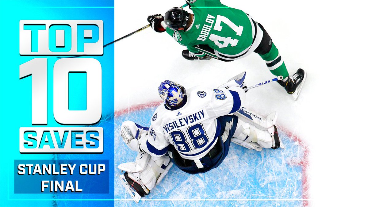 Image for the Tweet beginning: The #StanleyCup Final was one
