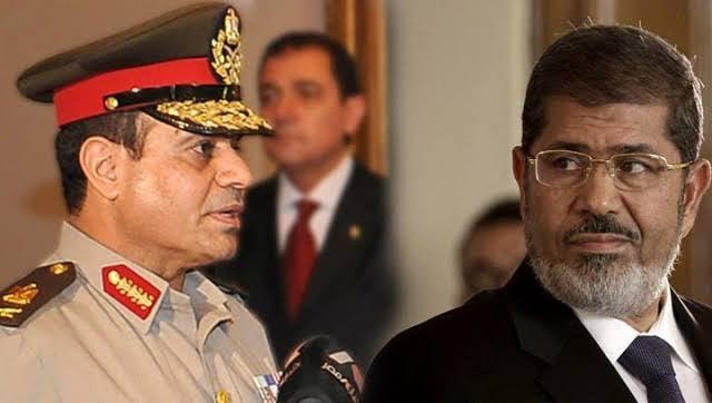 Şehit #Muhammed #Mursi'nin intikamını almaya #MISIR halkı hazır. Mısır halkı sokaklarda #Abdülfettah #Sis'nin devrilmesi an meselesi. https://t.co/hP9BkXYcz5