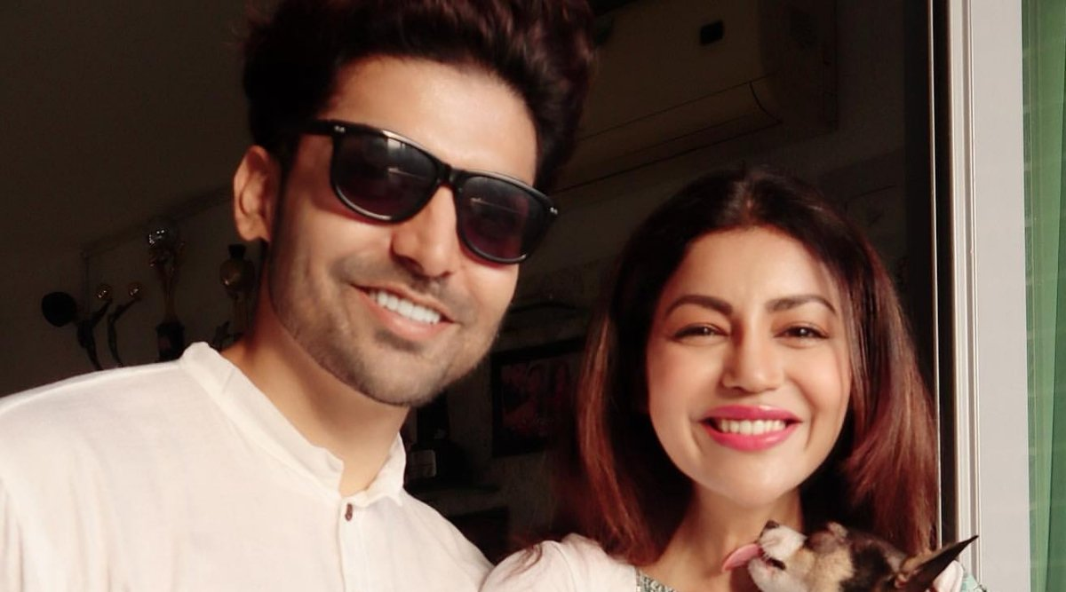 Gurmeet Choudhary and Debina Bonnerjee tests positive for #coronavirus . We pray for their speedy recovery.   #GurmeetChoudhary #DebinaBonnerjee #TV https://t.co/ShnZOWmnAG