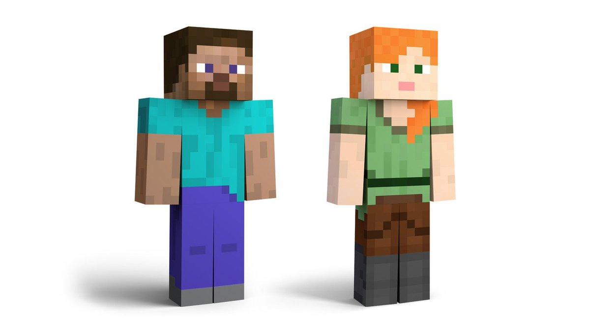 Gallery: Minecraft Steves Alt Costumes And Screenshots nintendolife.com/news/2020/10/g… #NintendoSwitch #SuperSmashBros #Minecraft #Gallery