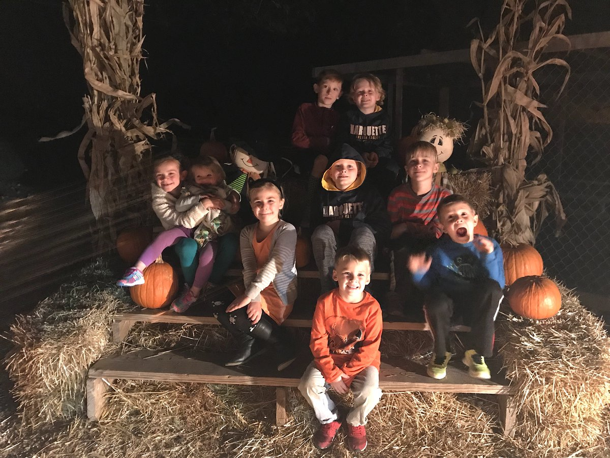 We've kicked off Halloween and your little goblins are going to love our Haunted Hayride Package. It includes a night's stay in a suite, 4 waterpark passes and 4 haunted hayride tickets. Now available for booking: https://t.co/3MJ6QGv725 https://t.co/K5YOWslThg