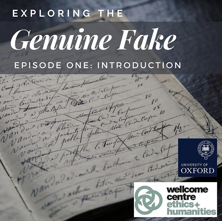 What does a Gucci suit made in China have in common with a synthetic diamond or a forged painting?  Explore the world of genuine fakes with Prof Patricia Kingori in a new series of podcasts.  Listen to the first episode 👉 https://t.co/cRN00UCCsj  @WEH_Oxford @Ethox_Centre https://t.co/0BYci3WNvU