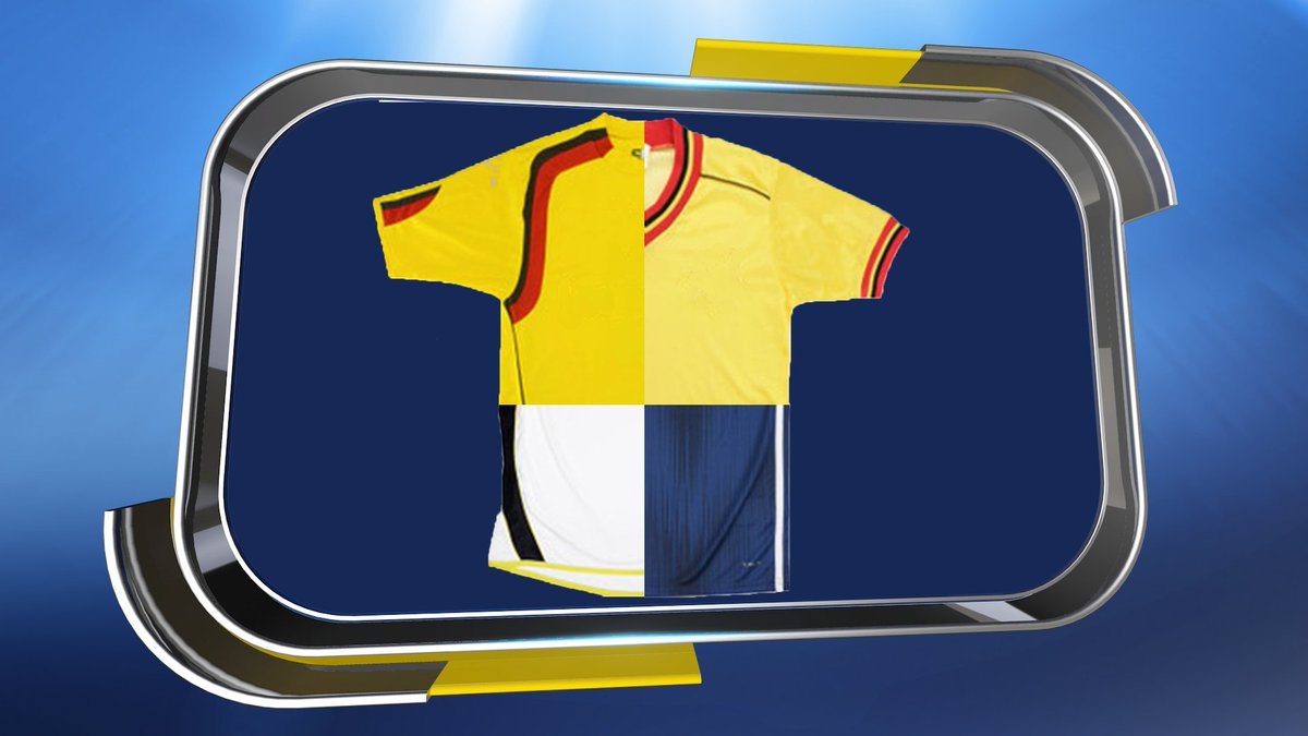 SPORTS SHIRTS ANSWER 👕  The shirts belonged to @WatfordFC  ⚽️  #QuestionofSport https://t.co/SNqP6Yjvc1