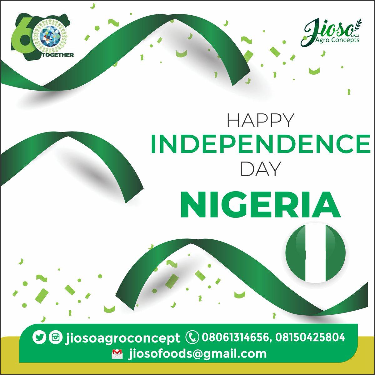 HAPPY INDEPENDENCE DAY NIGERIA!!! #independenceday #thofjuly #october #nigeriaat60 #october #freedom #nigeria #happy #fireworks #love #independence #happyindependenceday #greenwhitegreen #nigerian #instagram #instagood #patriotic #family #summer #celebration #holiday #bhfyp https://t.co/MKVSMWcUe2