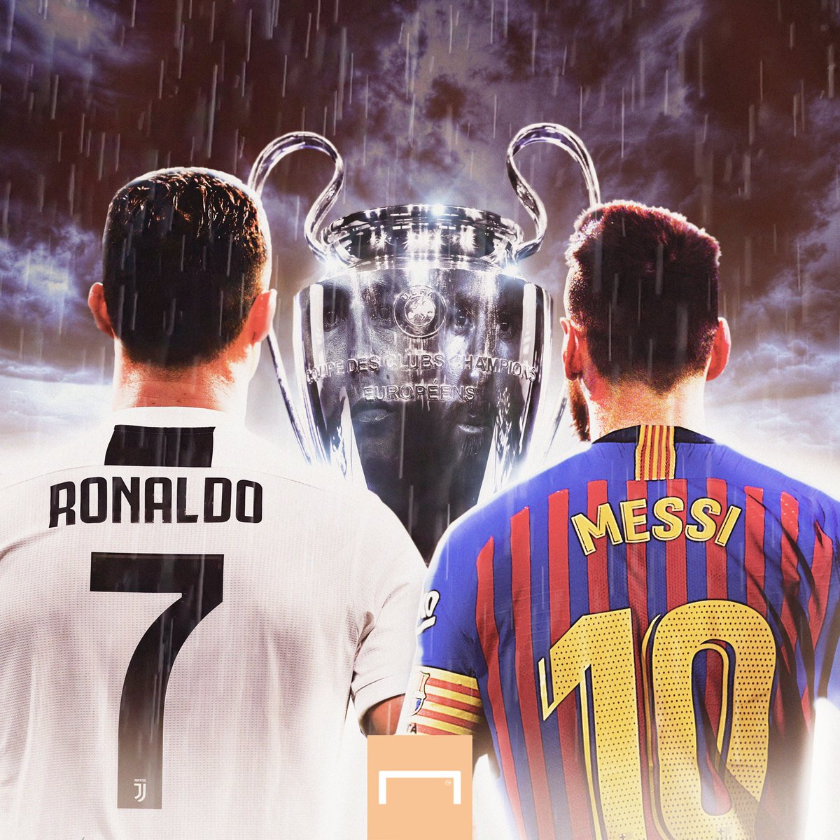 Goal On Twitter Juventus And Barcelona Are Drawn In The Same Group Ronaldo Vs Messi Ucldraw