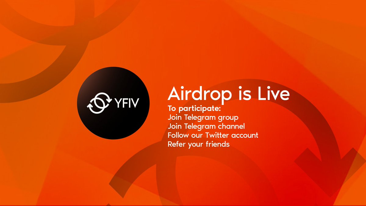 https://t.co/MEXFuOQP02  Use this link to join our airdrop! https://t.co/V0uVfFmhGW