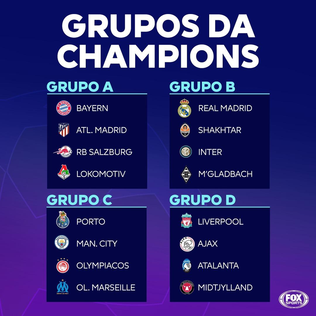 O que acharam dos grupos da Champions League? EjQa43IXYAQDgq0?format=jpg&name=medium