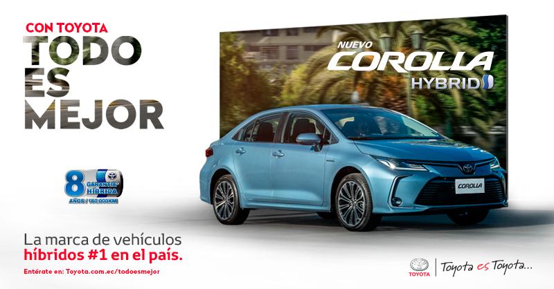 Sé parte de la familia Toyota junto a #Corolla El auto más comprado del mundo reduce la contaminación por CO2. #ConToyotaTodoEsMejor , pregunta HOY por tu vehículo híbrido en el enlace de nuestra Bio (perfil) https://t.co/e0z2bE3QZ0