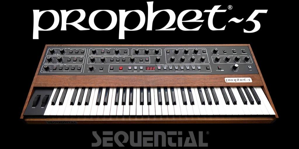 The Return of a Legend - Reintroducing the Sequential Prophet-5! #Sequential #Prophet5 youtu.be/1acVKBsctrw