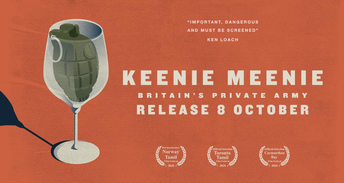 One week left until the #KeenieMeenie premiere. Register here: eventbrite.co.uk/e/keenie-meeni…