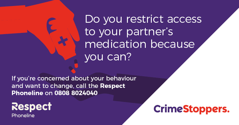 Not all #DomesticAbuse is physical. If you think your behaviour might be crossing the line, go to @CrimestoppersUK new campaign to find out more on why #YouAreNotPowerless to change your behaviour: https://t.co/fZN7Jwjzps  #Gloucestershire #Crimestoppers https://t.co/o0HAcqkcMR
