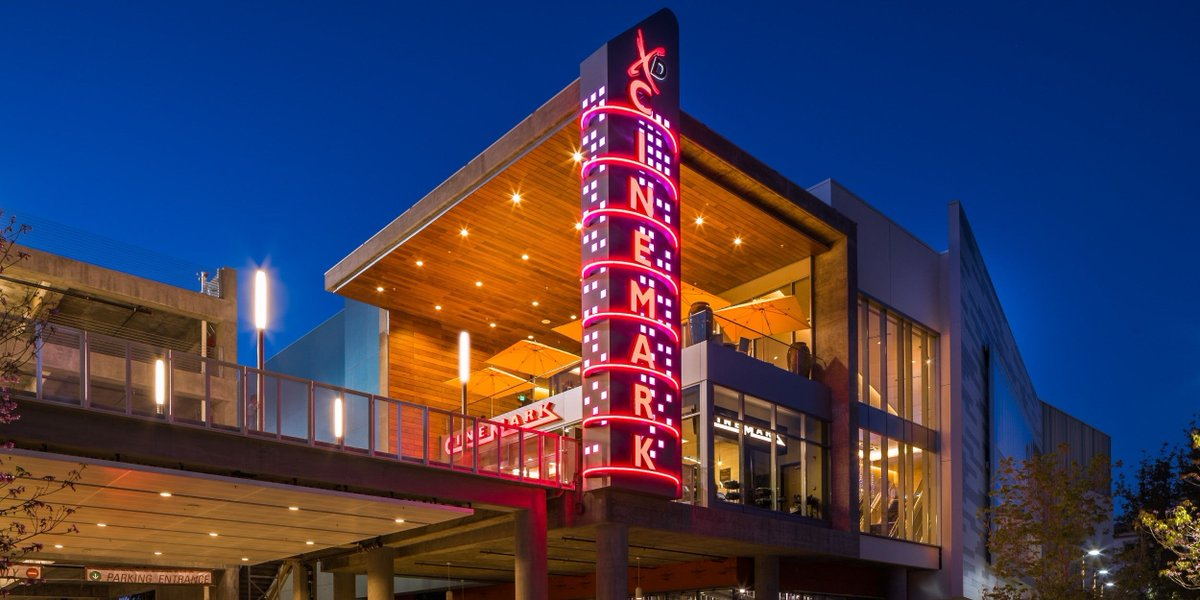 Cinemark Offers Private Blu-Ray Screening Parties to Combat Low Attendance buff.ly/3cPIU36