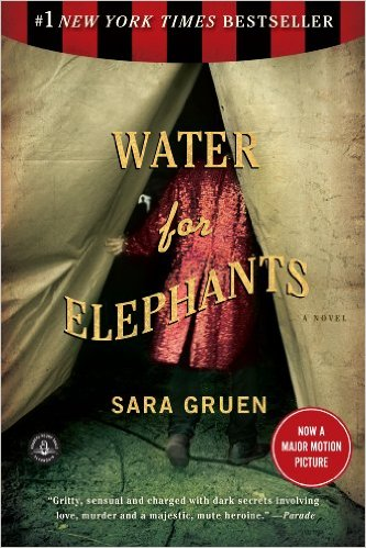 Some of my #favorite things - Books... Water for Elephants by Sara Gruen - https://t.co/XHA11aCb6y https://t.co/9DXYc9gEvW