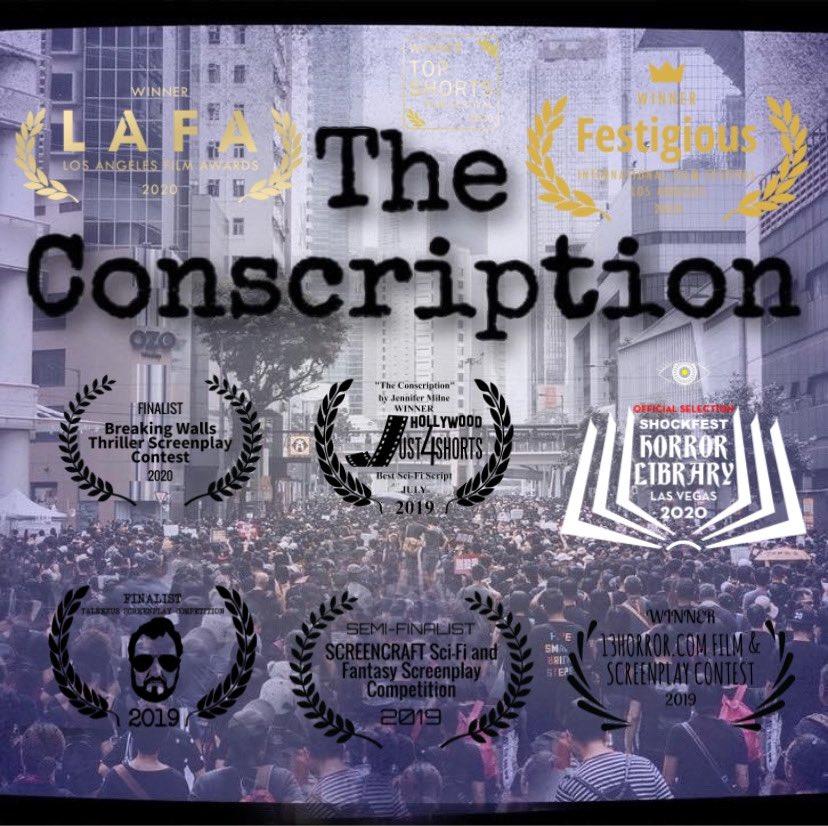 #scifi #HorrorMovies #Screenwriter #writing #awards https://t.co/1VuXXJPNOX