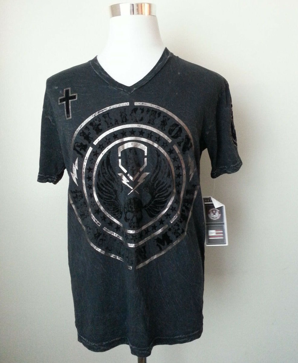 Sale $40.50 https://t.co/4mWH3u0qi7 #Affliction men's graphic t-#shirt size M new with https://t.co/nEpcu4NzMQ