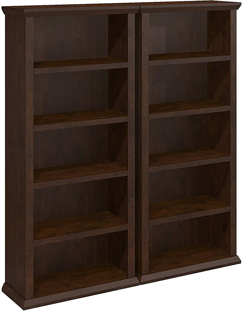 Bush Furniture Yorktown Bookcases in Antique Cherry - Set of Two https://t.co/dd5OjB57Qi #gifts #giftideas #shopping #household #holiday #blackfriday #thanksgiving #cybermonday @amazon #amazon #primeday https://t.co/0KcSw2V3XT
