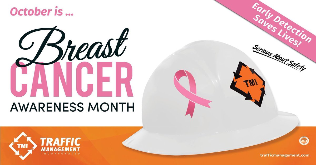 October is Breast Cancer Awareness Month.    Did you know there are some things you can do to reduce your risk of breast cancer?   Read more: https://t.co/Z4QFevoqM0  #BreastCancerAwarenessMonth #EarlyDetection #Safety #TMI https://t.co/aOR52Fh3ij