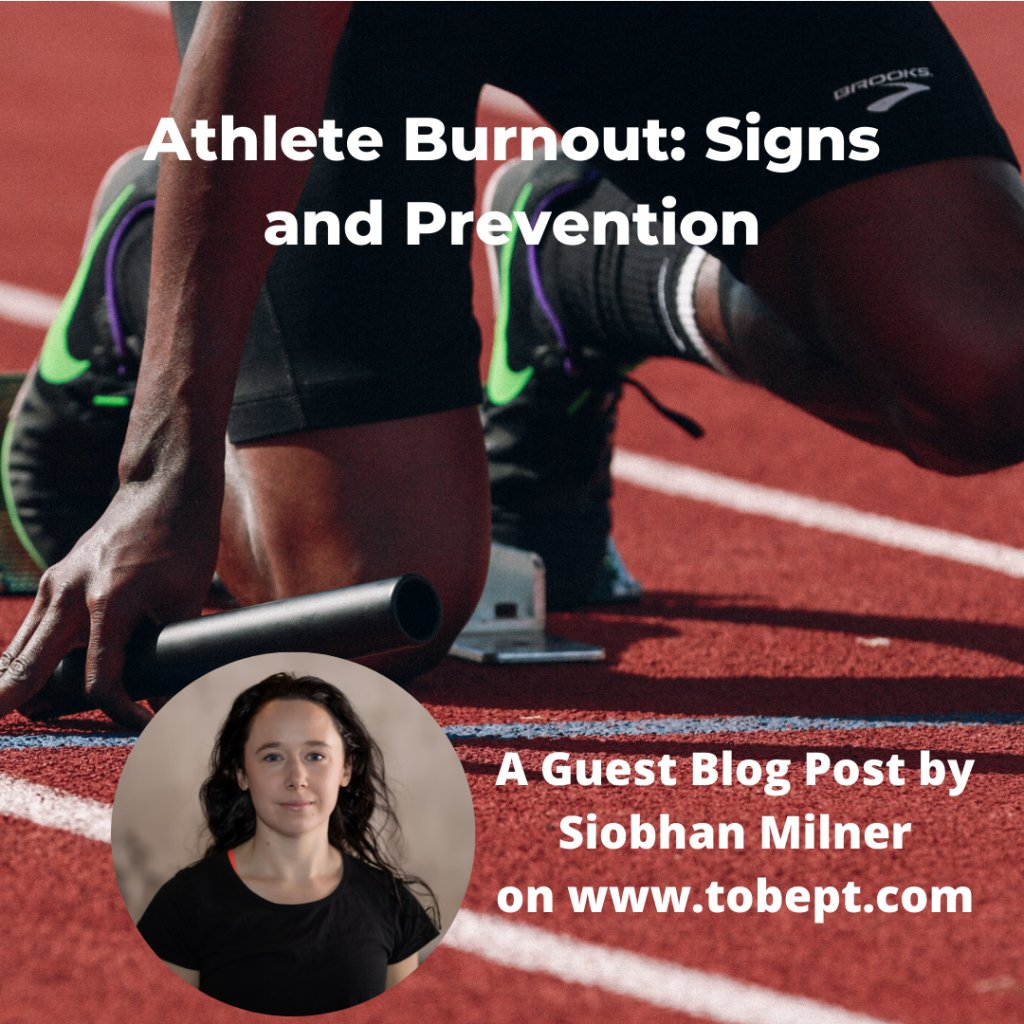 Burnout is real, but often it takes athletes by surprise. If you know the signs, you've got a headstart on preventing #burnout. Check out this post I wrote a few years ago for ToBePT: https://t.co/5LN8FqkhLf  #athleticperformance #strengthandconditioning #sportsperformance https://t.co/4LoCHeBw9E