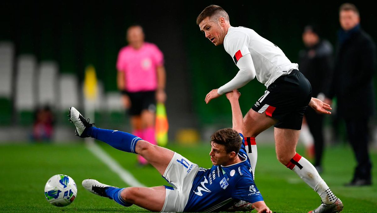 GOAL!! Daniel Cleary doubles Dundalks lead on 47 minutes. Follow the action here 👇 ow.ly/Q5IW30rcPSw