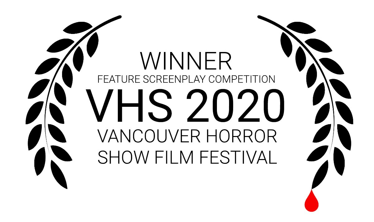 """Thank you, thank you, thank you to the Vancouver Horror Show Film Festival for awarding """"Soul Passage"""" Best Feature Screenplay this year! We are beyond thrilled! #Filmfestival #screenwriting #PreWGA #horror #Screenwriter https://t.co/9h41uHPVJi"""