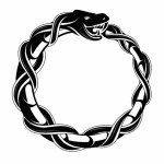 Image for the Tweet beginning: Experimental #NFT The #Ouroboros is