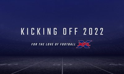 Third time is the charm? @TheRock & @DanyGarciaCo announced the new NEW @xfl2020 season will return in 2022, no word on new teams or new cities taking part  #XFL #TheRock #DanyGarcia #Football