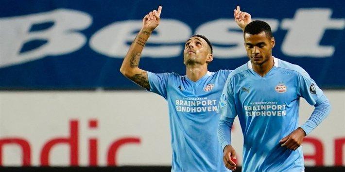 Geplaagd PSV zonder Mario Götze. Donyell Malen zit op de bank, maar Eran Zahavi keer terug #vitpsv https://t.co/dPOhWqMeuw https://t.co/cZurRIWNU0