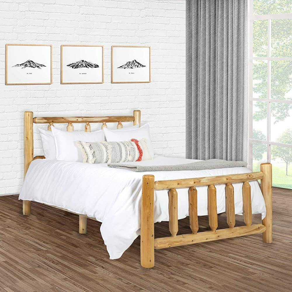 Michigan Rustics Rustic Log Bed, Lacquered Cedar Bed Frame for Rustic Bedroom, for Log Cabins, Vacat https://t.co/9wbWshCbcF #gifts #giftideas #shopping #household #holiday #blackfriday #thanksgiving #cybermonday @amazon #amazon #primeday https://t.co/OzFoJrcGQu